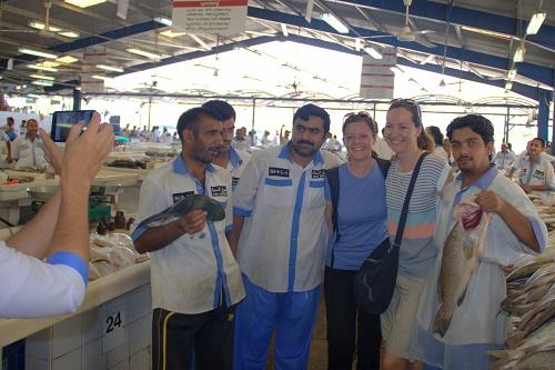 dubaj, združeni arabski emirati, dubaj počitnice, dubaj potovanje, dubaj ribja tržnica