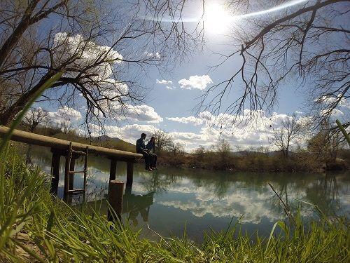 kajak izlet, s kajakom po Ljubljanici, kam na izlet