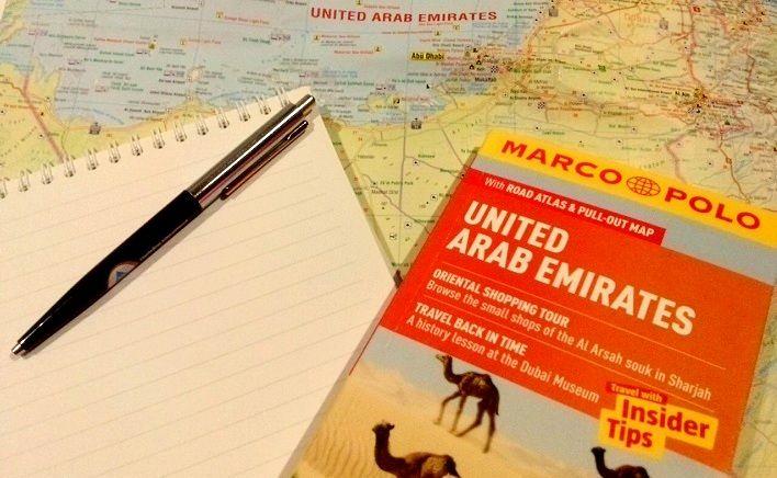 arabski emirati potovanje, potovanje v arabske emirate