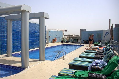 hoteli v dubaju, cene v dubaju, hotel v dubaju, dubaj počitnice, holiday inn al barsha