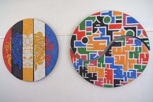 šola mozaika, Spilimbergo, Italija, izlet