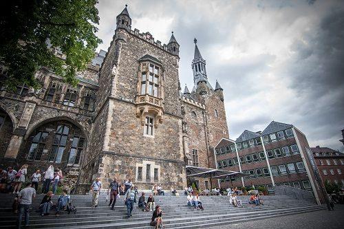 Aachen Nemčija, Nemčija potovanje, Nemčija z avtom, Nemčija blog