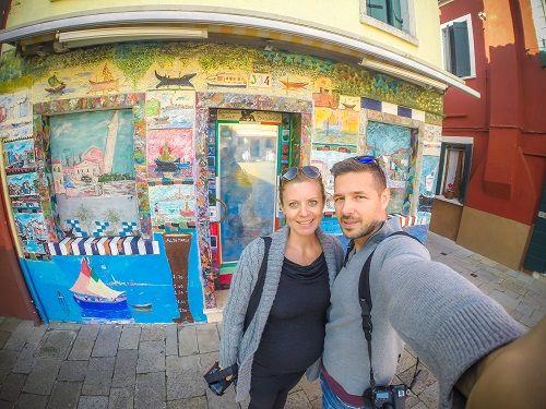 Burano izlet, izlet v Burano, kam na izlet