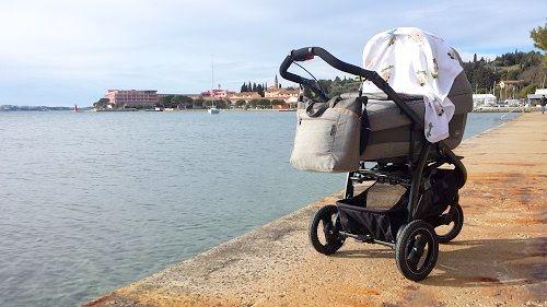 Piran izlet, kam na izlet, ideja za izlet, izlet z vozičkom, družinski izlet