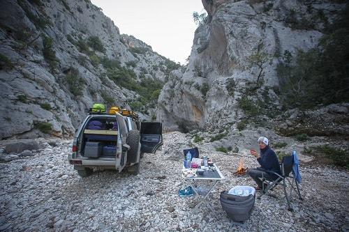 Sardinija potovanje, potovanje na Sardinijo, Sardinija z avtom
