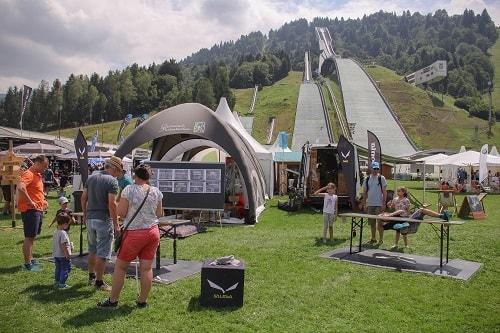 Partnach soteska, Garmisch-Partenkirchen, Nemčija potovanje
