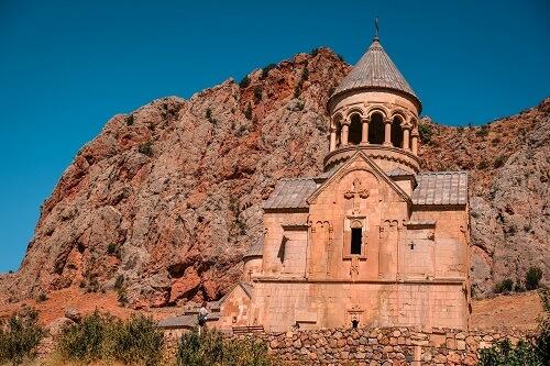Armenija znamenitosti, znamenitosti v Armeniji, Armenija potovanje