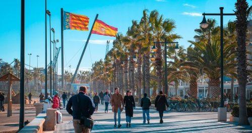 Valencija izlet, izlet v Valencijo, Valencija vodič