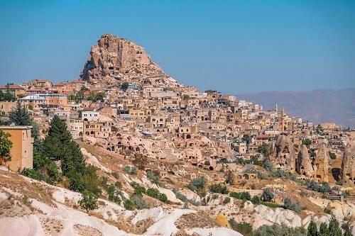 kapadokija, kapadokija turčija, kapadokija znamenitosti