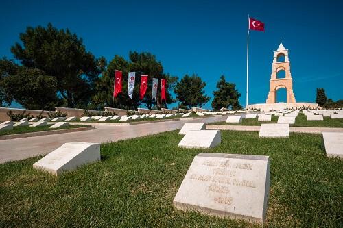 bitka pri Gallipoliju, Turčija znamenitosti, Turčija potovanje