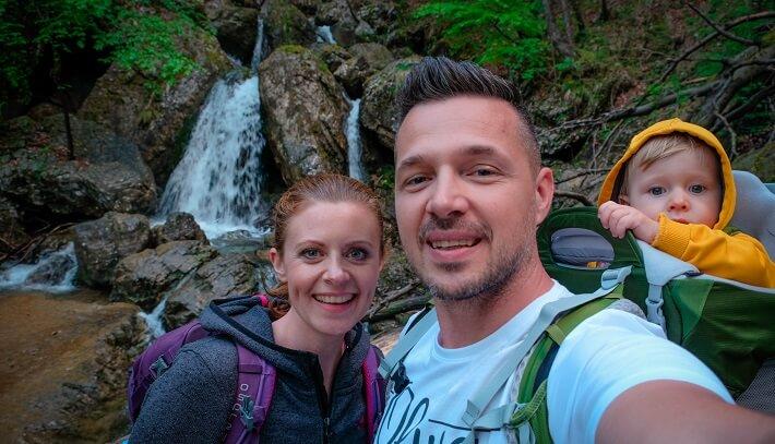 Nemčija potovanje, Nemčija Bavarska, Družinsko potovanje