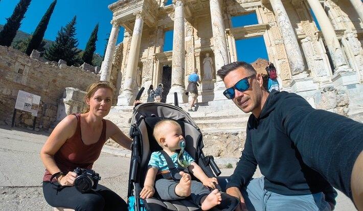 Efez, Turčija potovanje, Turčija znamenitosti