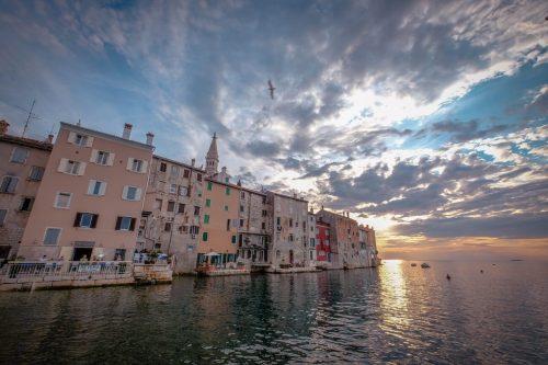 Rovinj, izlet, počitnice, Hrvaška