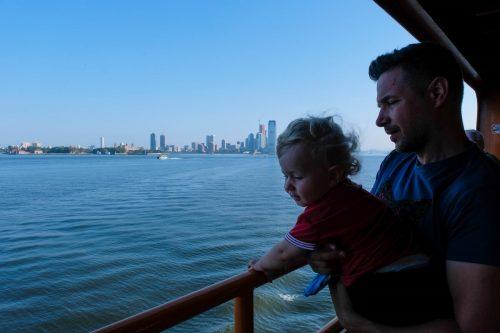 New York z otroki, New York potovanje, kam z otroki