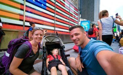 potovanja z otroki, časovna razlika, kam z otroki