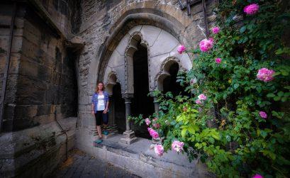 Transromanica, Saško-Anhalt, Nemčija potovanje
