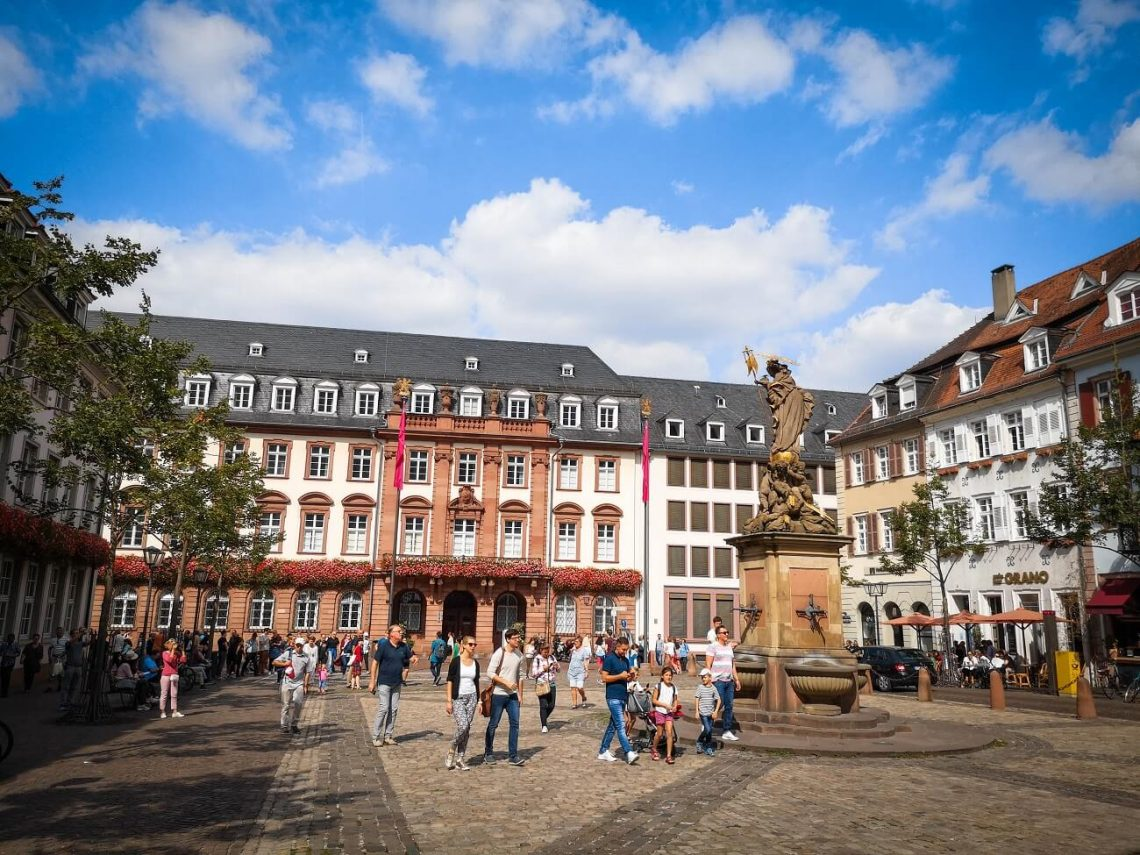 Heidelberg, Nemčija, Nemčija potovanje