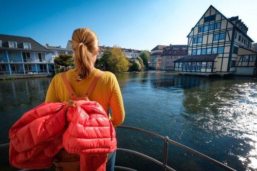 Bamberg, Nemčija, potovanja z avtom