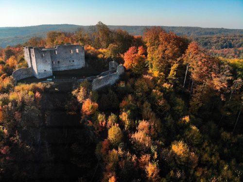 Hassberge, Nemčija potovanje, potovanje v Nemčijo