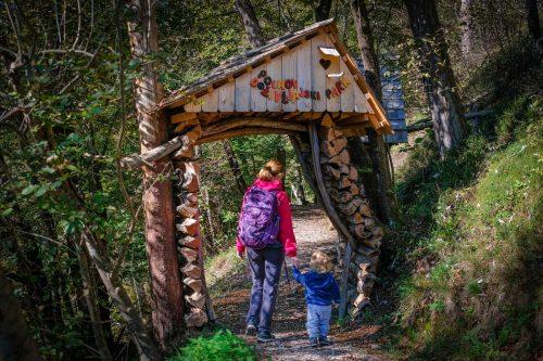 Polhov doživljajski park, Polhov Gradec, družinski izlet