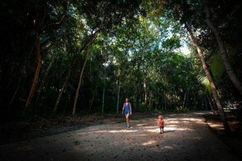 Mehika potovanje, Jukatan potovanje, Jukatan z avtom
