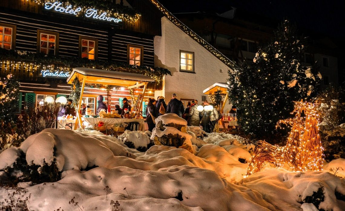 božični sejmi, božični sejem, kam v decembru