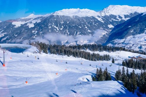 Zillertal, smučanje v Avstriji, Avstrija