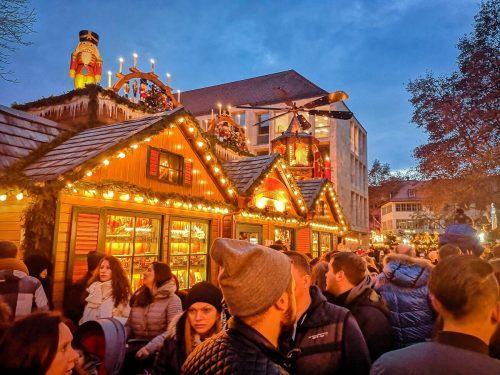 Božični sejem Stuttgart, Stuttgart Nemčija, božični sejmi