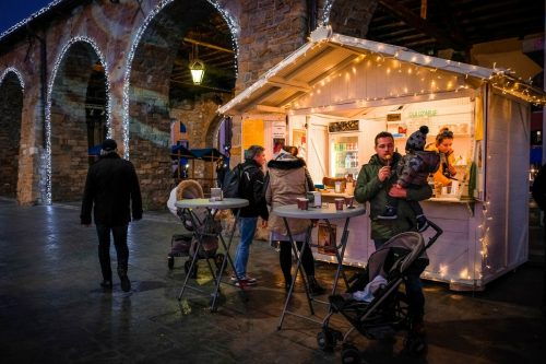 Čudolandija, Koper, božični sejmi