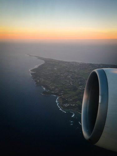 Guadeloupe, karibi, air france