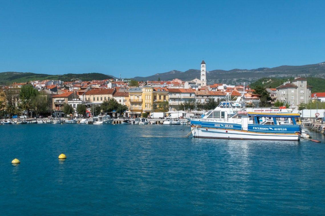 Crikvenica, poletne počitnice, Hrvaška