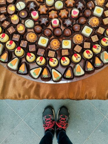 Festival čokolade, Radovljica, kam na izlet