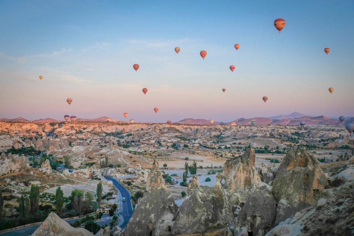 Turčija potovanje, Turčija program, Turčija z avtom