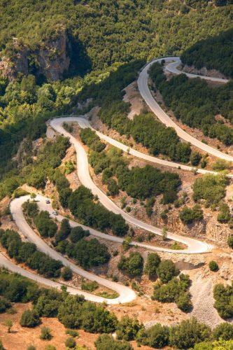 severna grčija, grčija potovanje, grčija z avtom