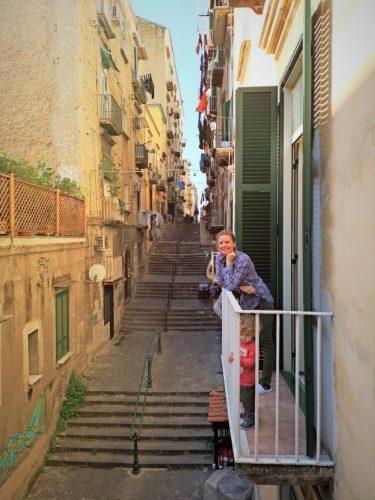 Neapelj vodič, Neapelj izlet, izlet v Neapelj