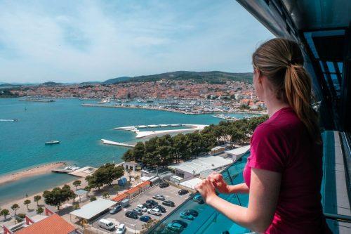 Vodice, Hrvaška, poletne počitnice