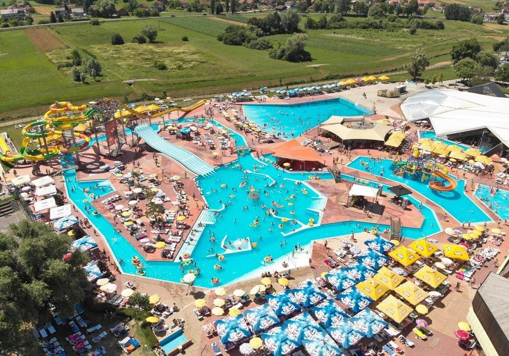 Terme Tuhelj, poletne počitnice, Megabon Slovenija