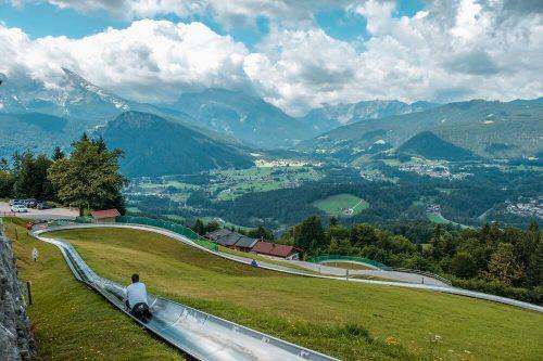 enodnevni izlet, berxhtesgaden, nemčija