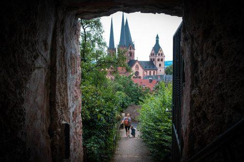 Gelnhausen, Nemčija, potovanja z avtom