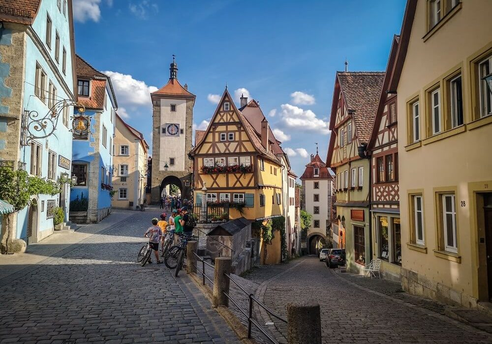 Rothenburg, Rothenburg ob der Tauber, Nemčija