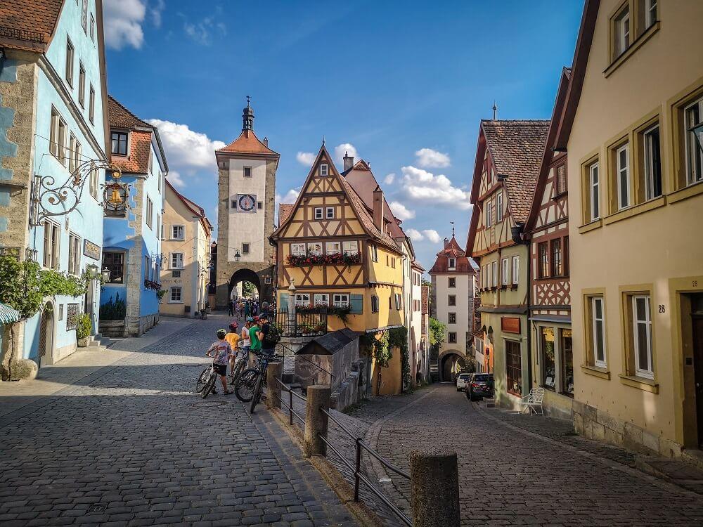 Rothenburg, Rothenburg ob der Tauber, Nemčija