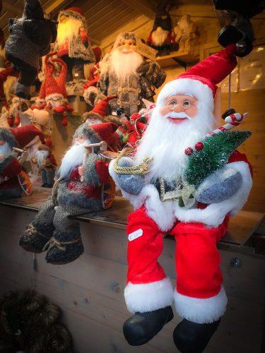 Božični sejem na letališču Munchen