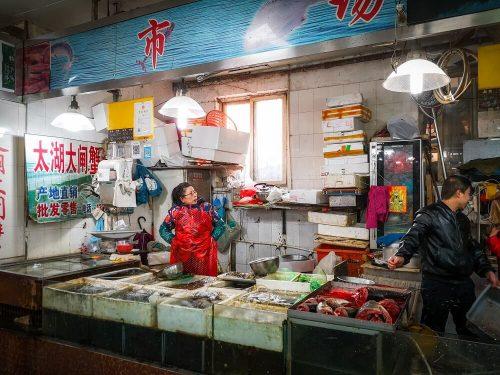 Znamenitosti v Šanghaju