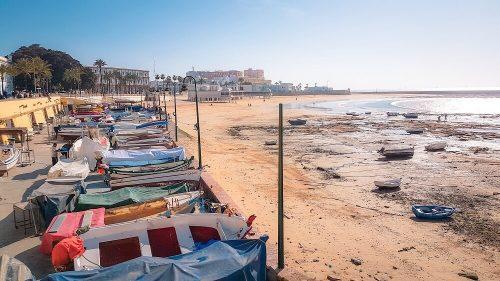 Potovanje po Andaluziji