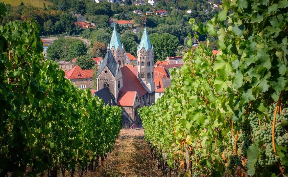 Očarljiva nemška mesta