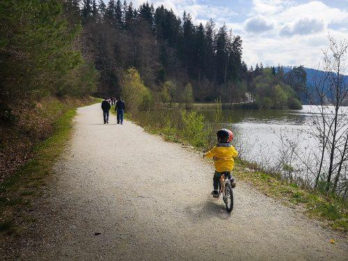 Peš poti po Sloveniji
