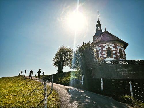 Koreno nad Horjulom (Pešpoti v Sloveniji)