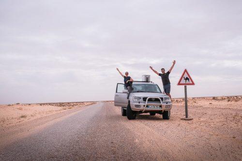 Potovanja z avtom