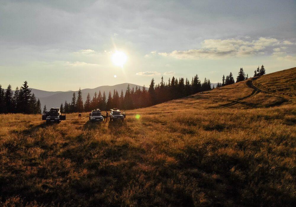 Divje kampiranje
