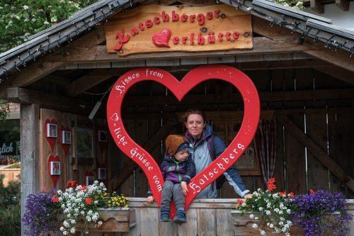 Poletje v Katschbergu